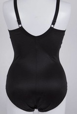 Syl Design Syl Design Kali Body met beugel & vaste sierbandjes kleur zwart