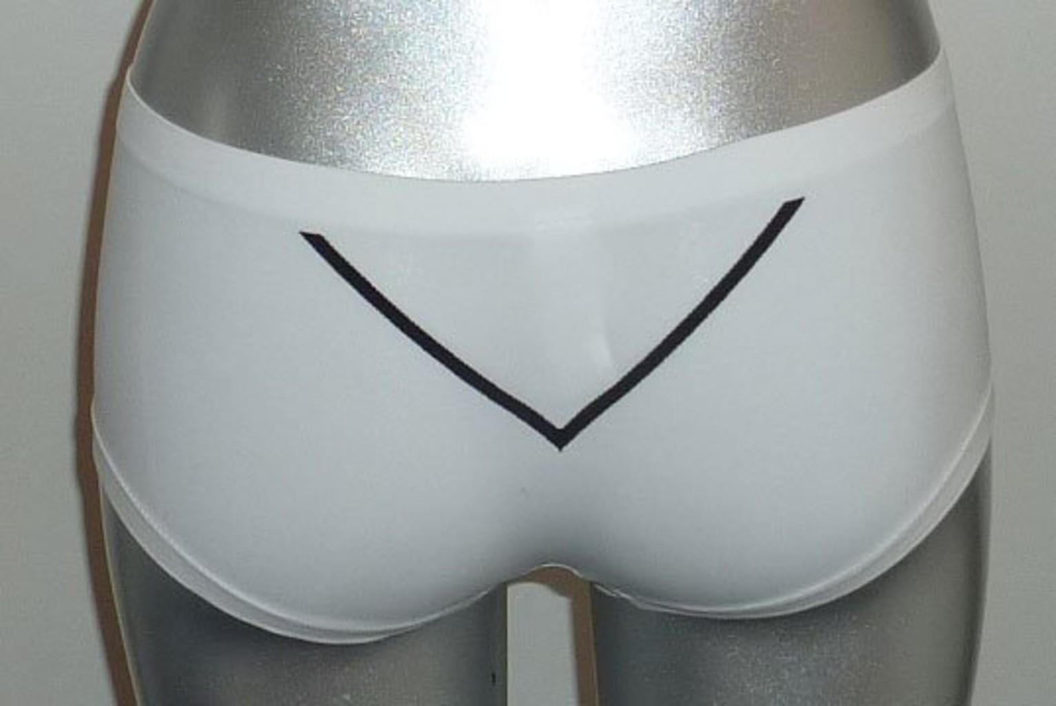 Dim ondergoed Dim Free Feeling twee-delig microfaser boxershortset in kleur wit & zwart