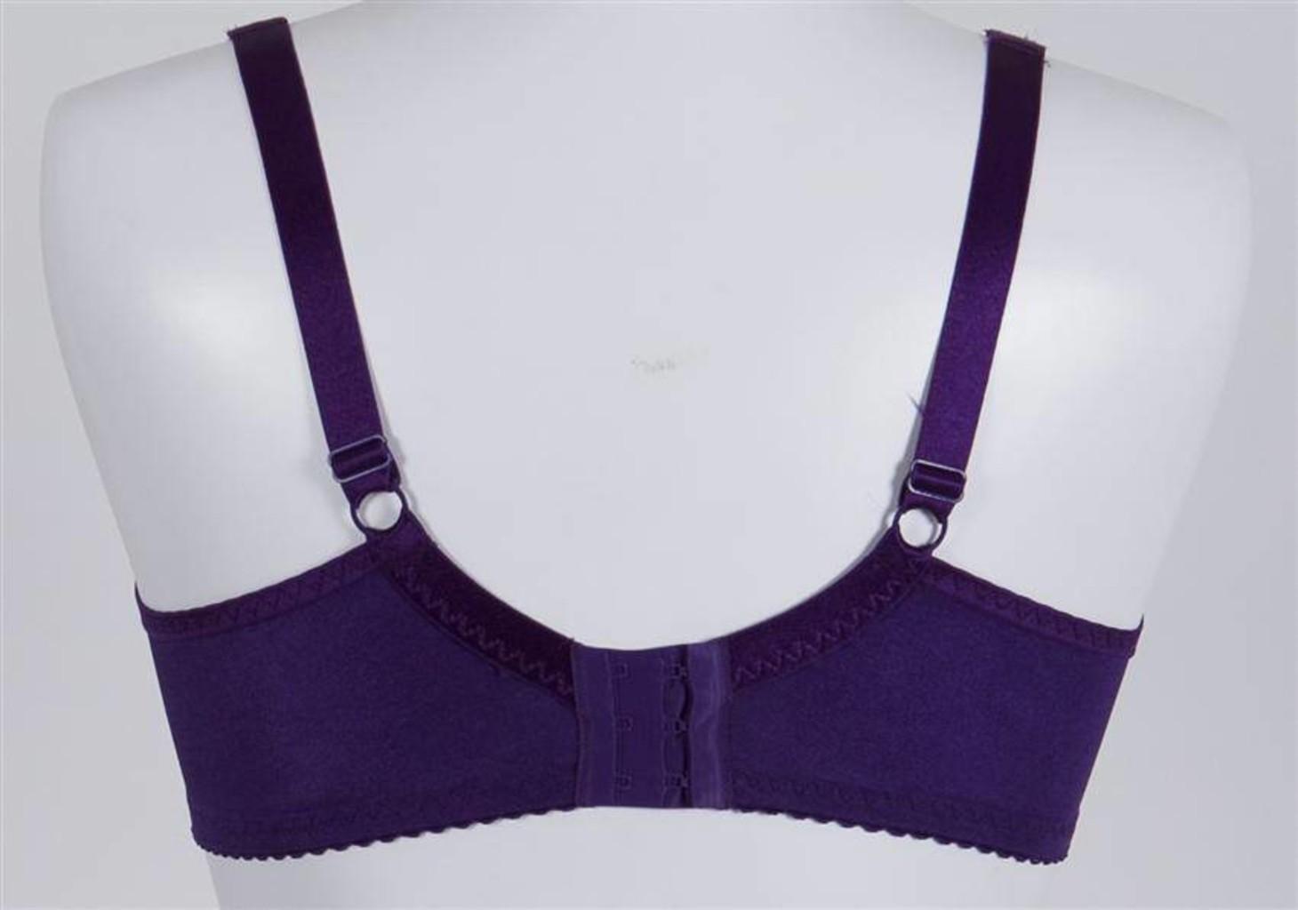 Syl Design Syl Design Kali Bh met beugel & afneembare sierbandjes kleur ultra violet