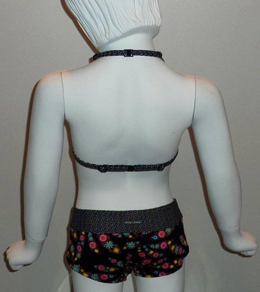 Nickey Nobel Nickey Nobel Jill haltertop bikini & short mt 116 of 152
