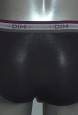 Dim ondergoed Dim 3D Flex Classic cotton stretch slipset grijs & violet mt XXL