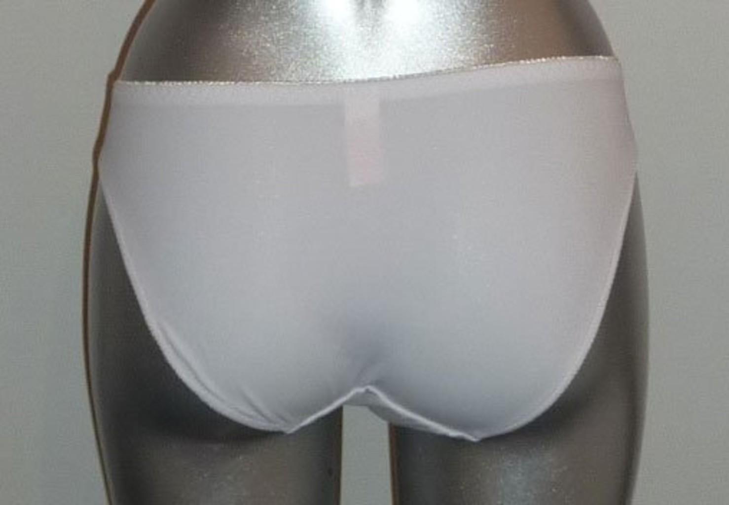 Naturana Naturana Alondra microfaser slip in basis kleur wit