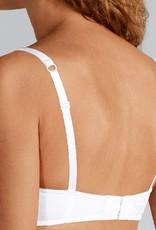 Amoena Amoena Bianca prothese Bh zonder beugel & licht voorgevormde spacercups kleur wit