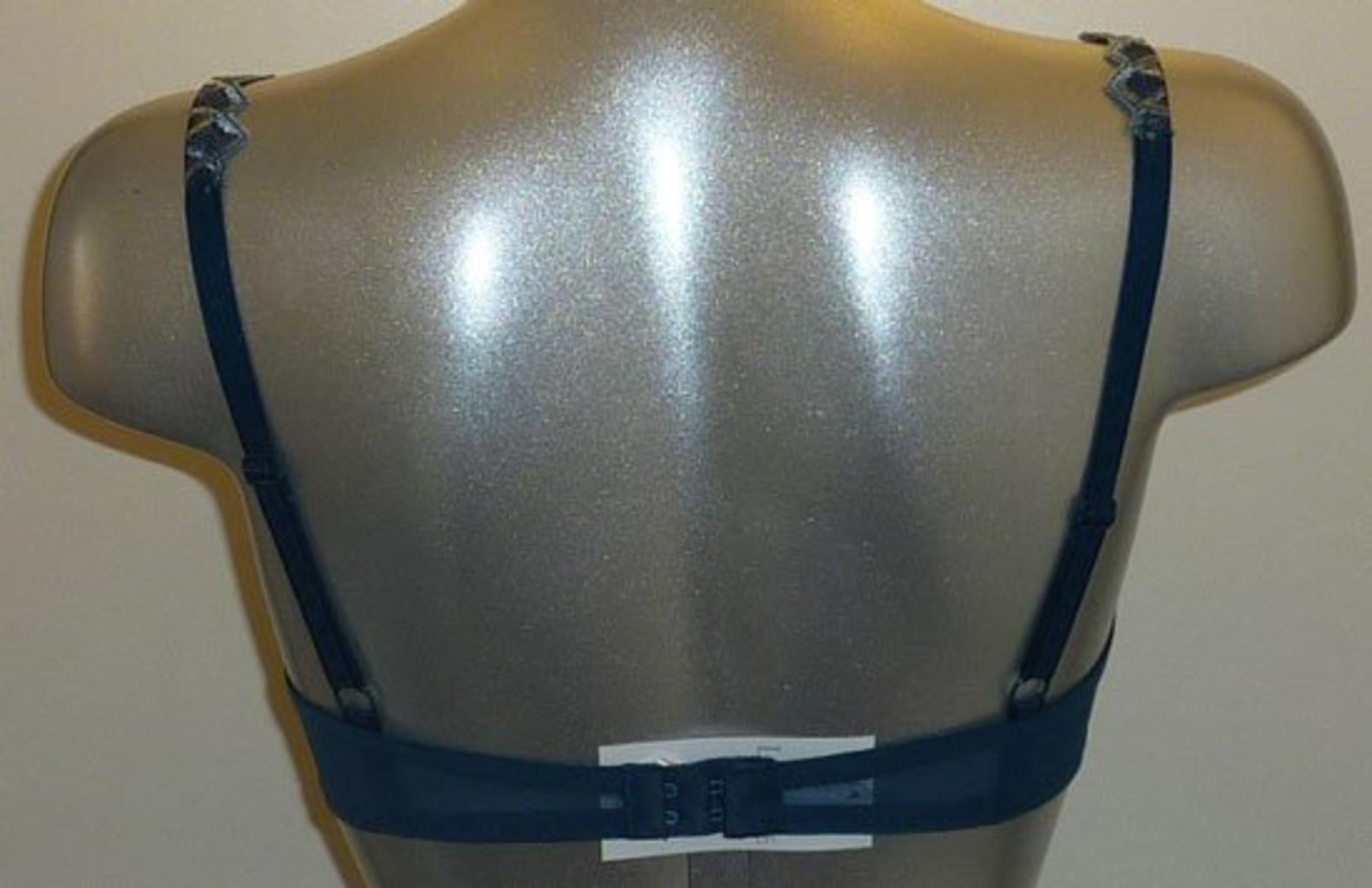 LingaDore LingaDore Kourtney Bh met lichte voorvorm kleur petrol
