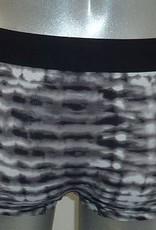 Sapph Sapph boxershort Dean micro korte pijp zwart-water print mt XXL