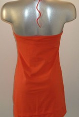 LingaDore LingaDore Sally cotton stretch strandjurkje kleur oranje