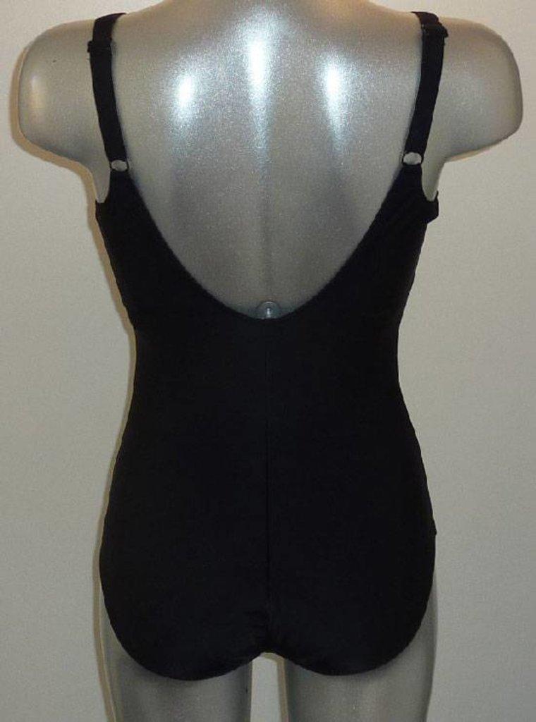 Susa Susa Candice prothese badpak zonder beugel kleur zwart met print