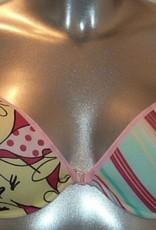 Dim ondergoed Dim Surpriced Bh met beugel & licht voorgevormde cup mt B80
