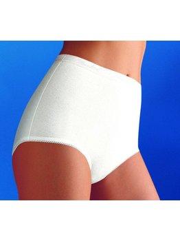 Playtex Playtex Cotton Stretch maxislipset actie 3 halen 2 betalen basis kleur wit mt S of M