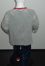 Studio 100 StarWars Darth vader velours jongenspyjama mt  122/128