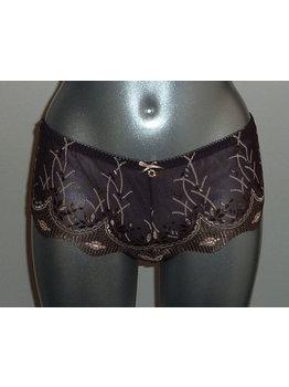 LingaDore LingaDore Vogue string boxershort kleur bruin mt M