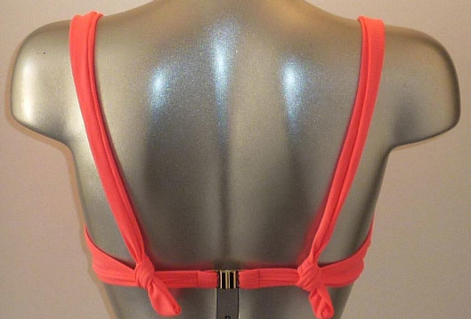 Sapph Sapph Ipanema Bikinitop met beugel & voorvorm kleur grapefruit