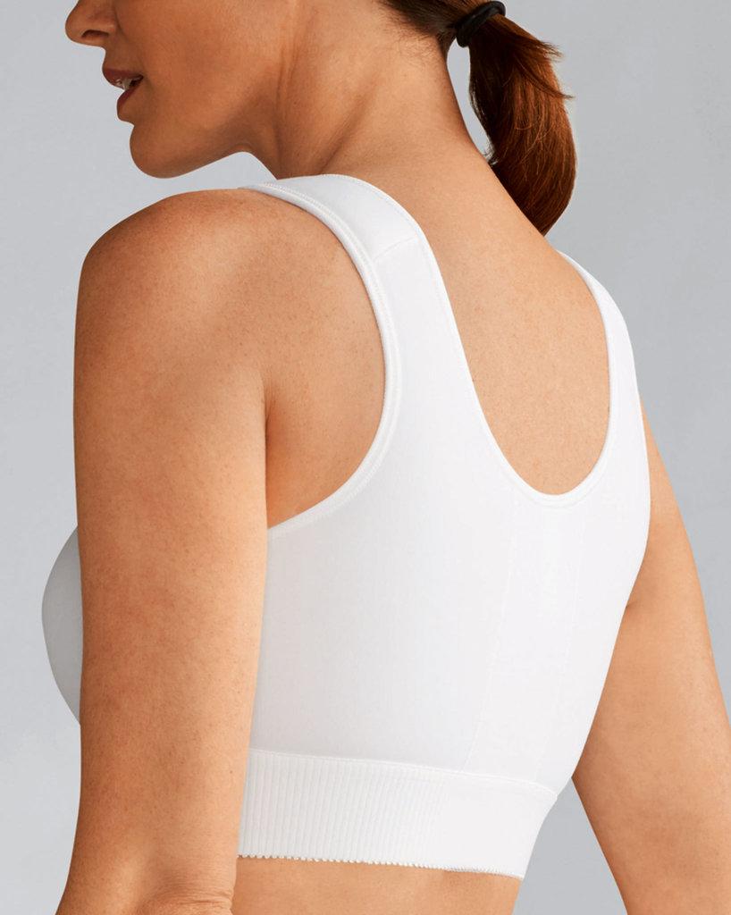 Amoena Amoena Patricia Compressie vest met voorsluiting basis kleur zwart of wit