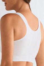 Amoena Amoena Hannah Postoperatieve Bh zonder beugel & voorsluiting kleur wit
