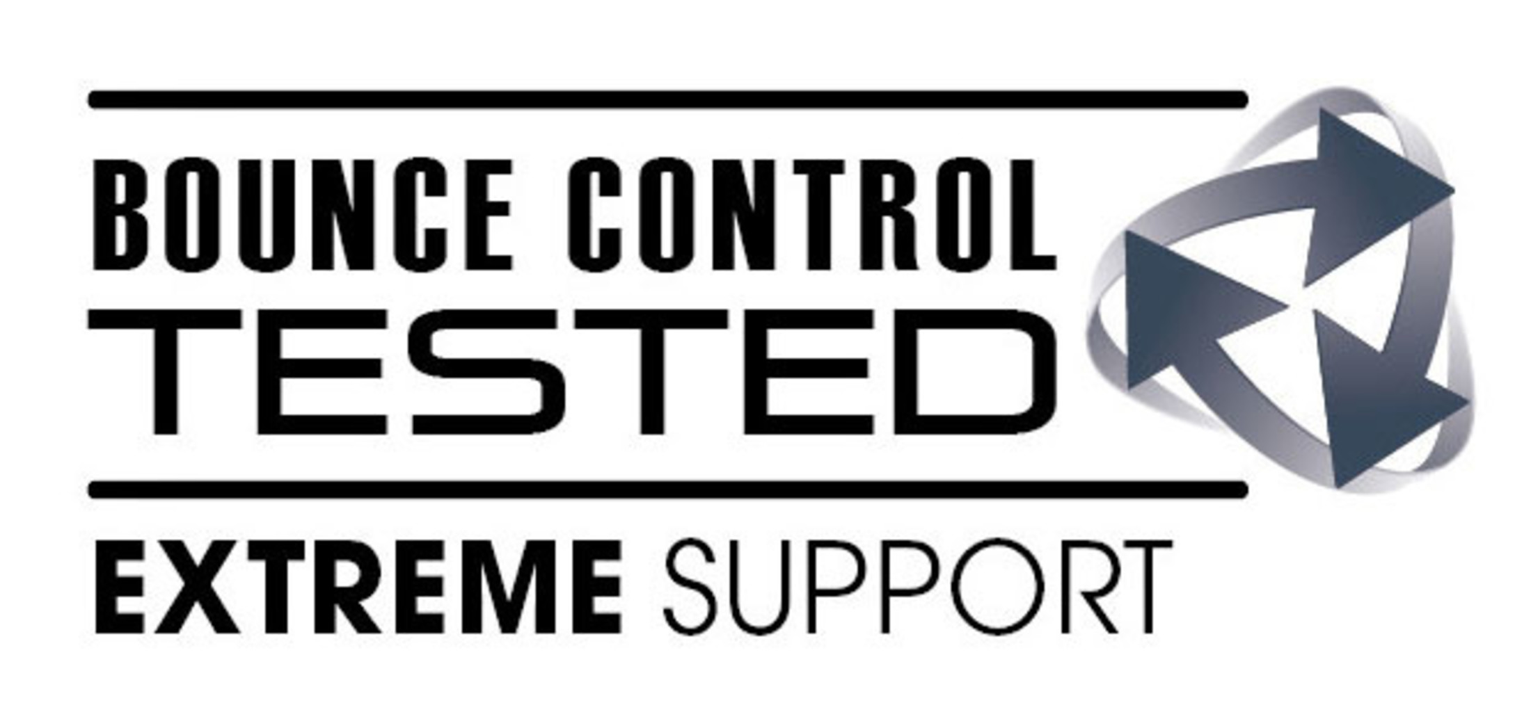 Shock Absorber Shock Absorber  D+ max classic Support sport Bh kleur zwart & wit