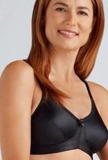 Amoena Amoena Rita prothese Bh zonder beugel kleur zwart