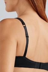 Amoena Amoena Lara prothese T-shirt Bh zonder beugel en lichte voorvorm kleur zwart