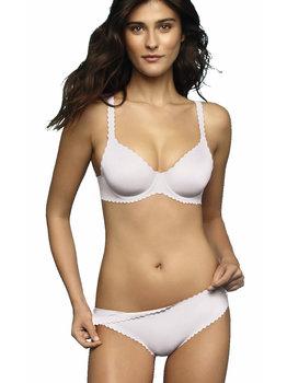 Dim ondergoed Dim Body Touch Bh met beugel kleur wit, zwart, huid & blue lagoon