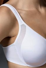 Dim ondergoed Dim Diam's Minimizer Bh met beugel in wit & zwart