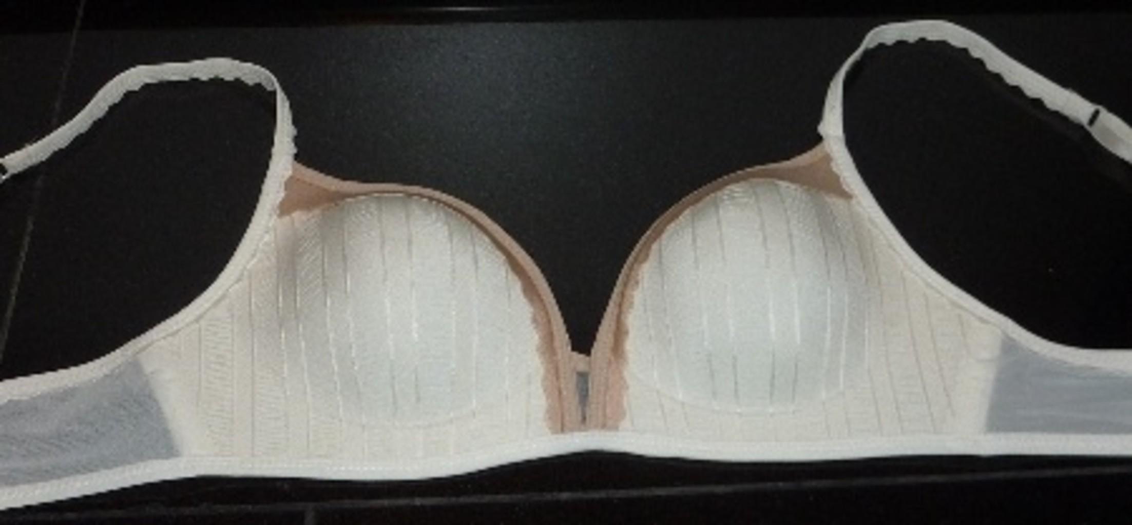 Dim ondergoed Osmose Glam Bh zonder beugel zwart-grijs of ivoor