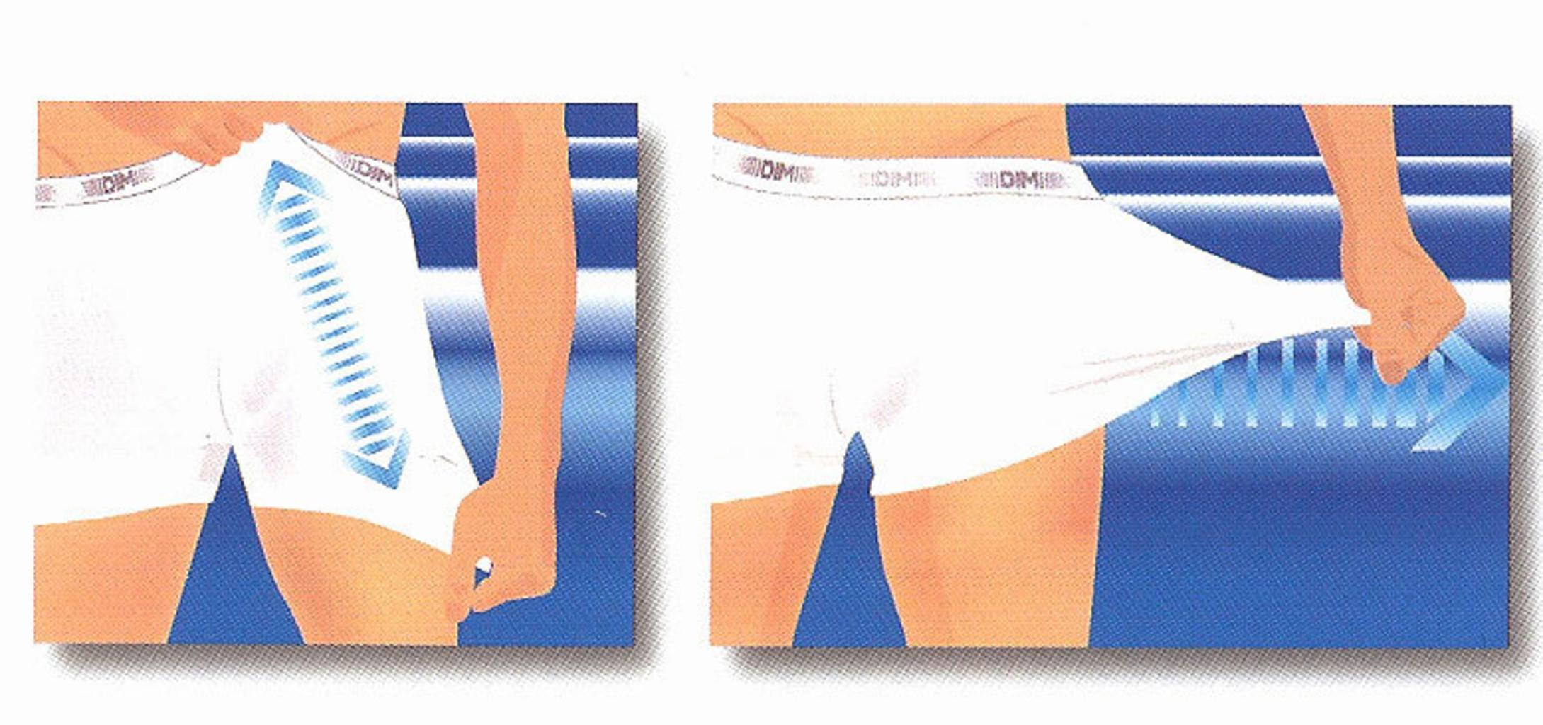 Dim ondergoed Dim 3D Flex Classic Cotton Stretch 2 delig boxershortset  kleur zwart