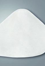 Susa Susa katoenen Prothese hoesje in wit, zwart, champagne & huidkleur
