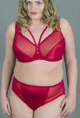 Syl Design Syl Design Kali Bh met beugel en afneembare sierbandjes kleur rood