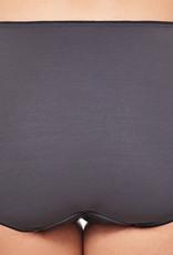 Susa Susa Rhodes slip kleur grijs, ruby red of huidkleur met dots print