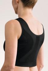 Amoena Amoena Leyla compressievest kleur zwart of wit