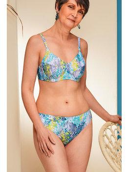 Amoena Amoena California prothese bikinitop met beugel & bikinislip