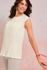 Amoena Amoena  Plisse prothese T-shirt kleur champagne