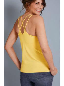 Amoena Amoena Sunshine prothese  top zonder beugel & licht voorgevormde cup kleur geel