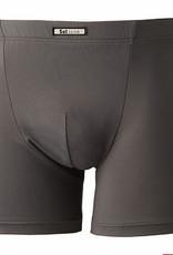 Avet Avet-Set  boxershort  Daan microlong boxershort kleur grijs