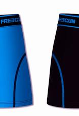 FreeGun Freegun Aron tweedelig  micro long boxershortset kleur zwart & blauw