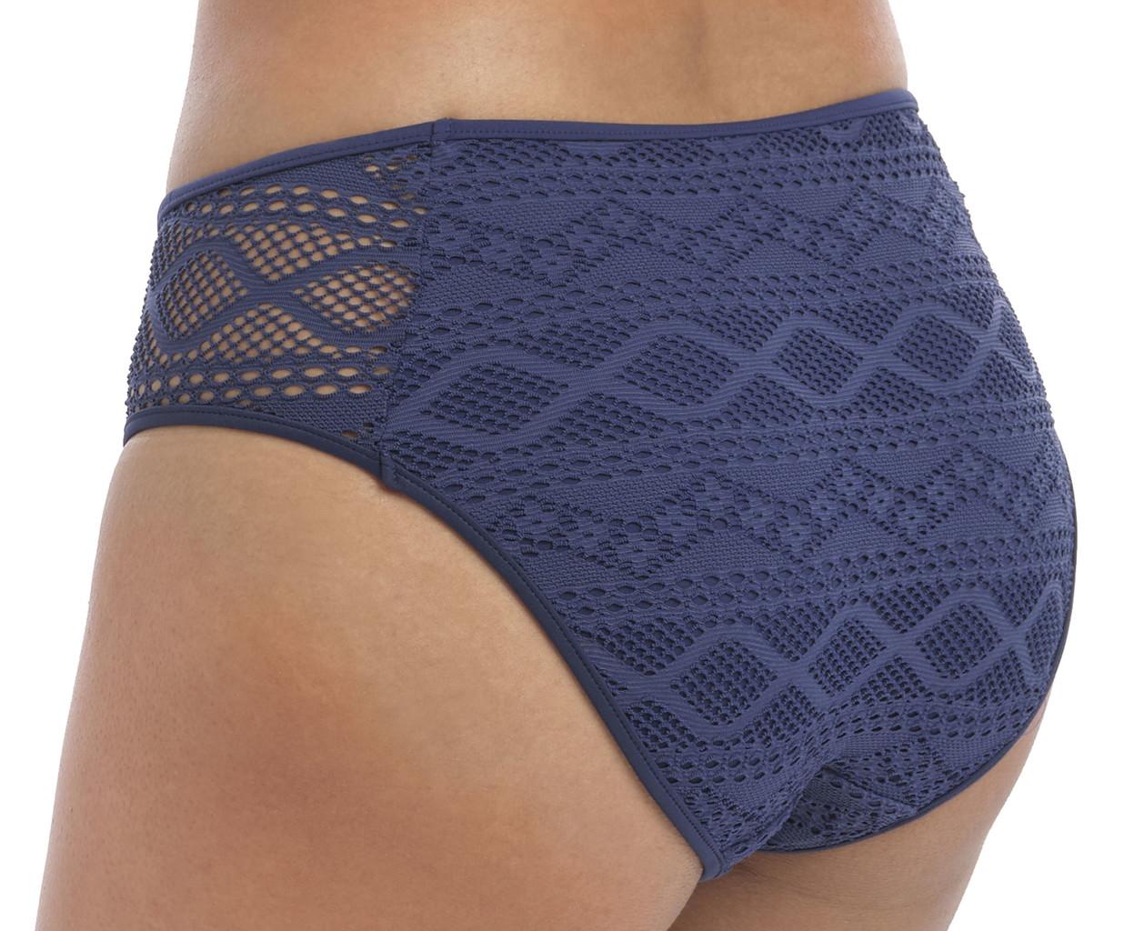 Freya Freya Sundance bikinislip kleur denim mt XS t/m XL