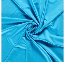 Badeanzugstoff aquablau 152 cm breit