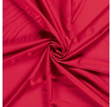 Badeanzugstoff rot 152 cm breit