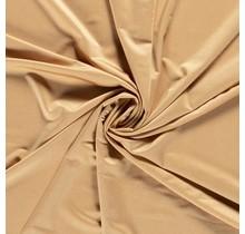 Badeanzugstoff karamell 152 cm breit