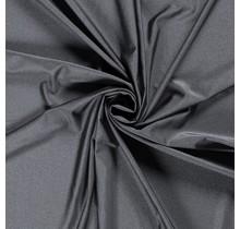 Badeanzugstoff dunkelgrau 152 cm breit