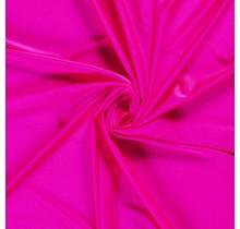 Badeanzugstoff hot pink neon Farbe 152 cm breit