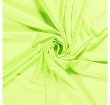 Badeanzugstoff grün neon Farbe 152 cm breit