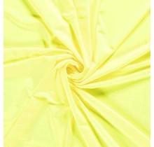 Badeanzugstoff gelb neon Farbe 152 cm breit