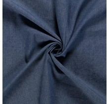 Jeansstoff gewaschen Premium babyblau 150 cm breit