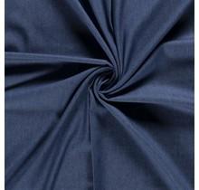 Jeansstoff gewaschen deluxe indigoblau 145 cm breit