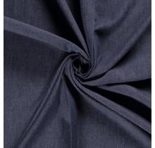 Jeansstoff gewaschen deluxe navy 145 cm breit