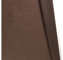 Kochwolle Klassik taupe braun 140 cm breit
