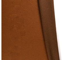Kochwolle Klassik orange 140 cm breit