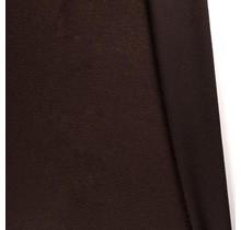 Kochwolle Klassik dunkelbraun 140 cm breit