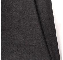 Kochwolle Klassik mittelgrau 140 cm breit