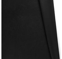 Kochwolle Klassik schwarz 140 cm breit